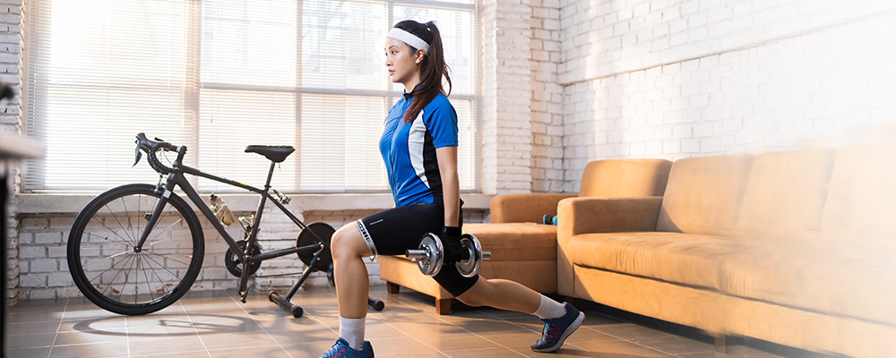 3 How Can You Still Stay Fit And Healthy From Home
